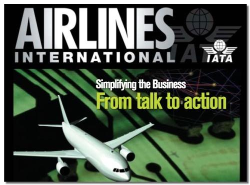 Airlines international, le IATA flagship magazine