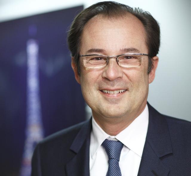 """Christian Mantei :""""les salons B2B marchent mieux, et nous y sommes bien positionnés. Pour les marchés émergents, les salons restent encore un passage obligé"""" Photo DR"""