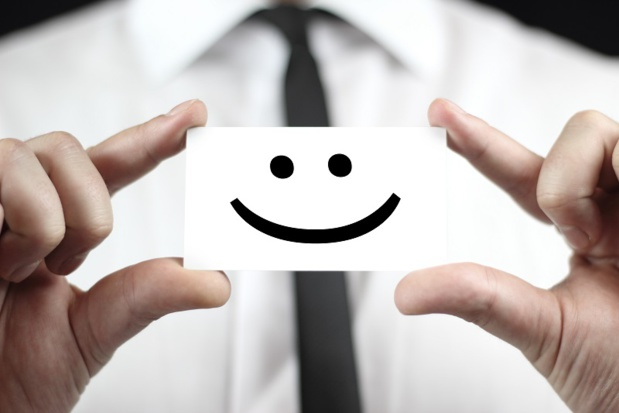 Les salariés heureux sont  31 % plus productifs selon une étude menée par Harvard et du MIT – DR Depositphotos.