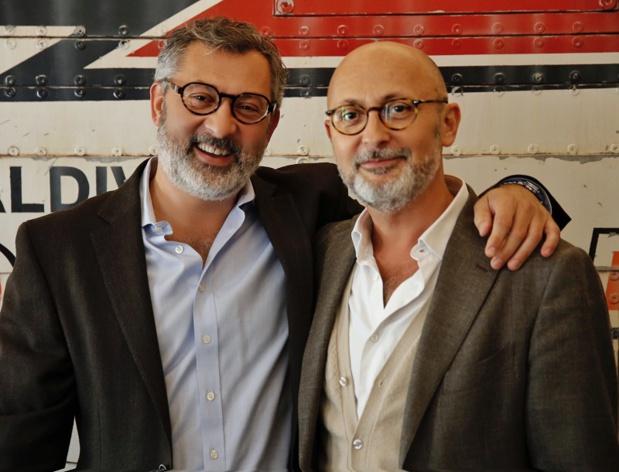 Pierre Cosentino et Stéphane Letessier, les deux fondateurs de Nautil Voyages sont satisfaits de l'année 2018 et anticipent 2019 en croissance - Photo DR