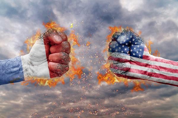 Les autorités américaines ouvre une enquête contre la taxe GAFA française - Crédit photo : Depositphotos @Bennian
