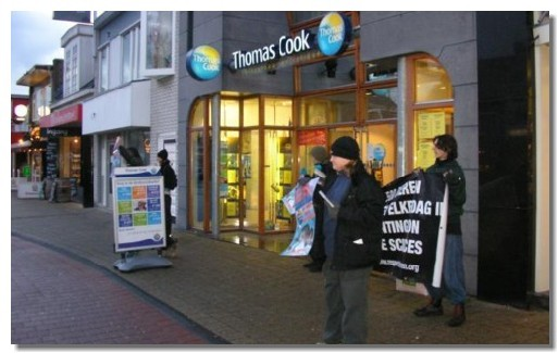 UIne agence Thomas Cook aux Pays Bas