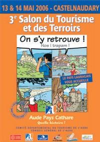 Aude : le Salon du Tourisme et des Terroirs: on s'y retrouve !