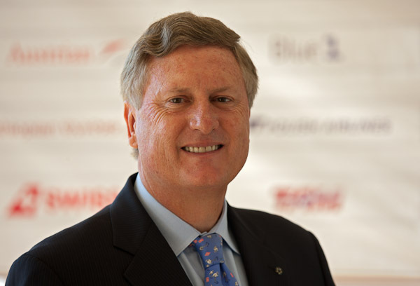 Star Alliance : Mark schwab nommé PDG