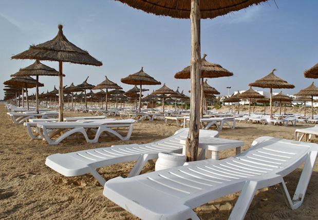 A Djerba, paradis des touristes européens © kippis - Fotolia.com