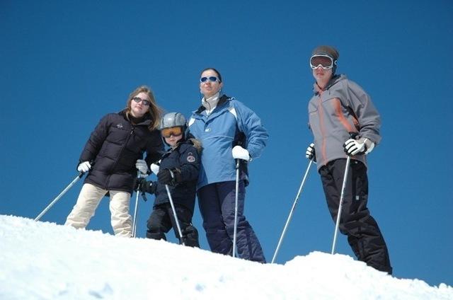 Cette année, le nombre de Français qui envisagent de partir en vacances durant l'hiver est en baisse - Photo-libre.fr