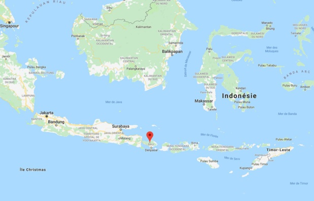 A l'heure actuelle, des dégâts matériels mineurs ont été constatés, mais aucune victime n'est encore à déplorer. Les autorités indonésiennes continuent d'évaluer l'étendue des dégâts provoqués par ce séisme explique un communiqué de l'office de tourisme d'Indonésie. - DR