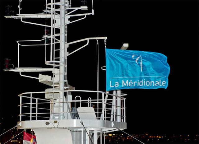 Un nouveau navire vient d'arriver dans la flotte de La Méridionale - Photo DR