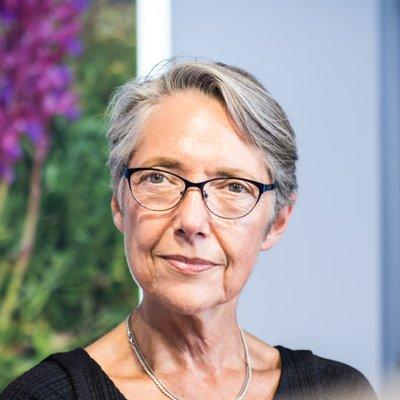 Élisabeth Borne, ministre des Transports a été nommée ministre de l'Écologie - Photo Twitter