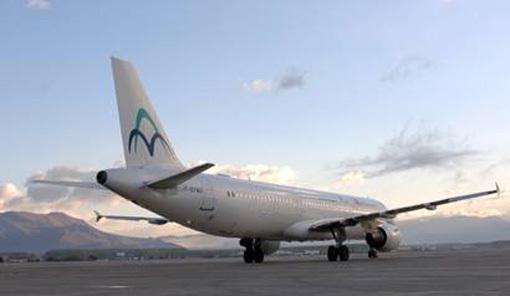 Air Méditerranée a créé une activité de transport aérien en Grèce (...) Elle fonctionne depuis le mois de septembre et une partie de la flotte basée en France a été transférée vers la Grèce. C'est la solution trouvée par la compagnie pour s'adapter à la crise - DR