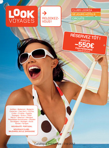 Look Voyages : la brochure printemps-été 2012 en ligne