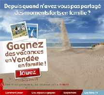 La Vendée fait sa promo sur le petit écran