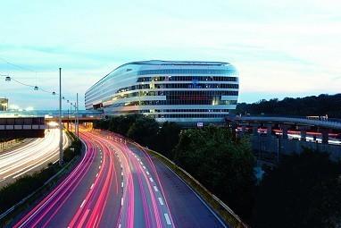 Les deux nouveaux hôtels Hilton, à Francfort, sont situés au sein du complexe The Square - Photo Groupe Hilton