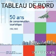 Touriscopie : parution du Tableau de Bord 2006