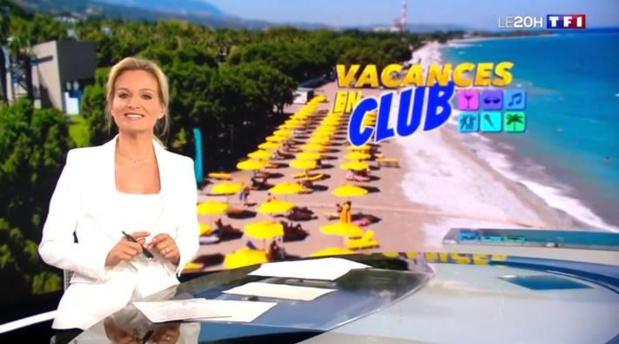 Pendant 6 semaines consécutives, la marque de TUI France sera à l'honneur sur TF1 - DR