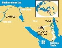 Dahab : 18 morts, 87 blessés et 10 suspects arrêtés