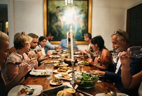 Mamaz propose des tables chez l'habitant afin de partager un moment de gastronomie mais surtout convivial chez des locaux  - Crédit photo : Mamaz