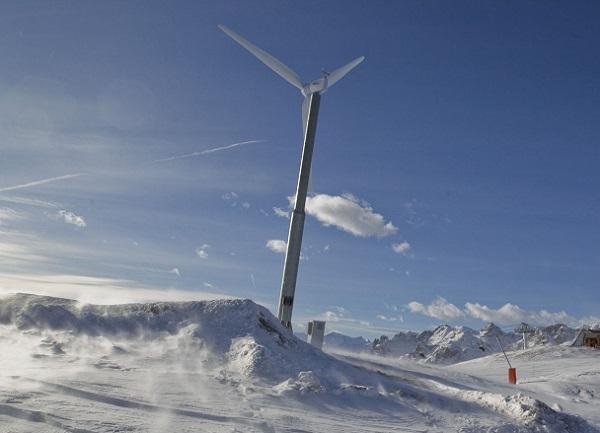 Energies renouvelables : Serre Chevalier veut produire 30% de sa consommation d'ici 2021 - Crédit photo : Serre Chevalier