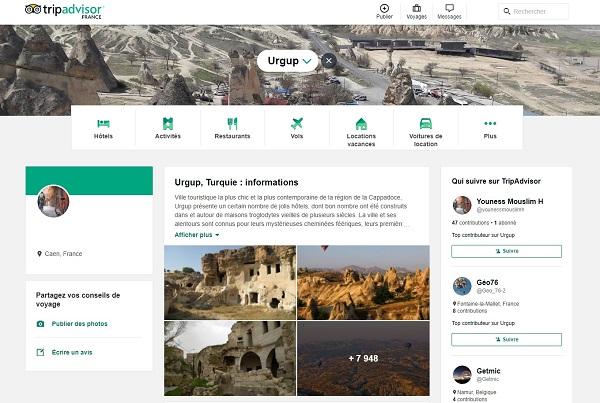 TripAdvisor met à disposition un outil digital pour les destinations - Crédit photo : TripAdvisor