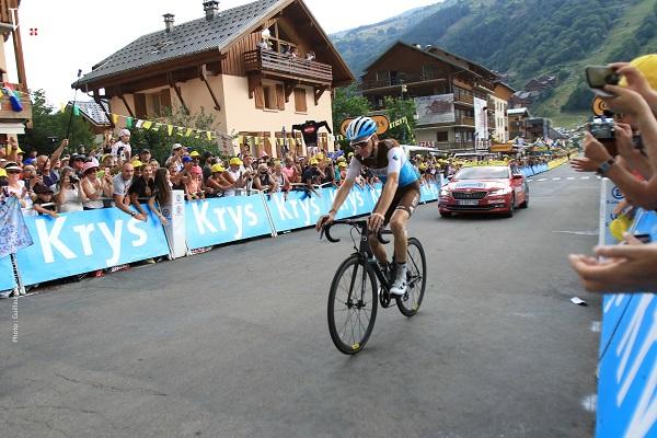 """A Valloire """"le Tour de France a fait exploser les chiffres en matière de nuitées et d'hébergement"""" - Crédit photo : Valloire Galibier"""