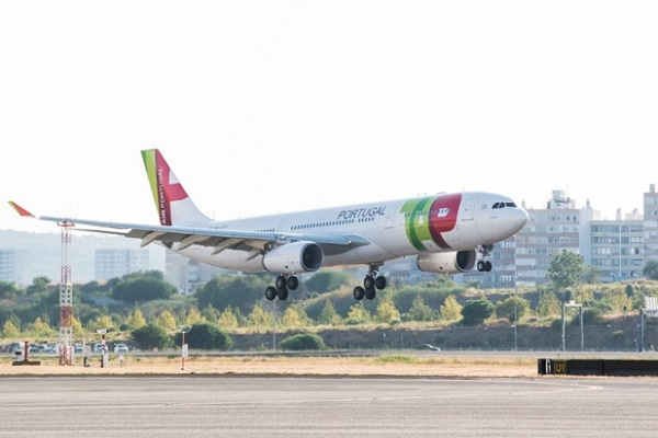 TAP Air Portugal : un trafic en forte hausse au 1er semestre 2019 - Crédit photo : TAP Air Portugal