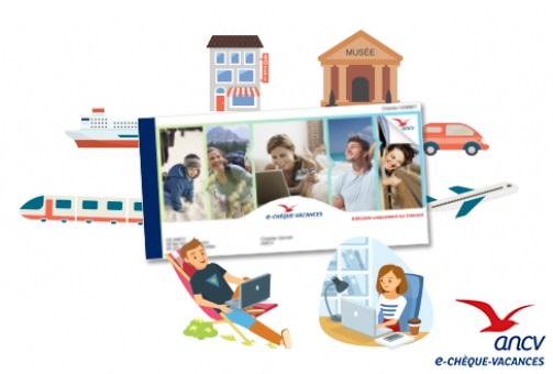OUI.sncf n'accepte toujours pas les e-chèques Vacances - Crédit photo : ANCV