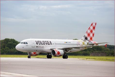 IATA renouvelle le label IOSA (sécurité et qualité) de Volotea