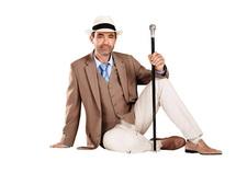 Mister Cook fera son retour sur le petit écran, pour promouvoir les Soldes lancées par Thomas Cook - Photo DR