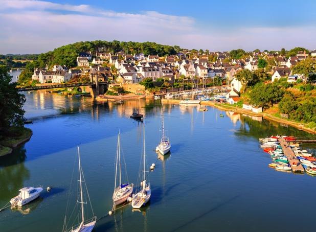 Petite ville du Morbihan - DR : DepositPhotos, Xantana