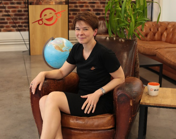 Émilie DUMONT, Directeur administratif et financier - DR