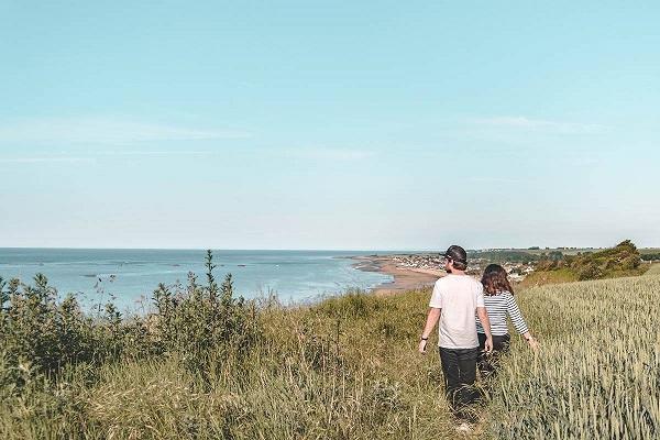 Une forte croissance de la fréquentation pour la Bretagne et la Normandie selon le Cabinet Protourisme - Crédit photo : Normandie Tourisme