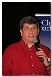 Emmanuel Guirado, président de la Commission informatique