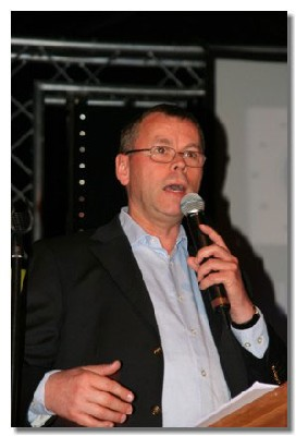Michel de Blust, secrétaire général de l'Ectaa