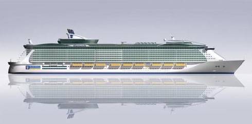 Freedom of the Seas : inimaginable !
