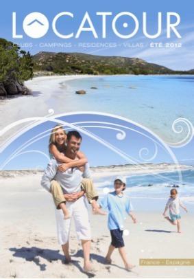 Locatour : parution de la brochure Eté 2012