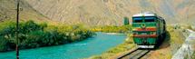 Le Reghistan sillonnera pendant deux semaines à travers les steppes d'Asie Centrale - Photo DR