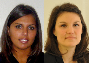 Sarah CHABANI et Ludivine PAVIOT sont les deux nouvelles attachées commerciales de Teldar Travel - Photo DR