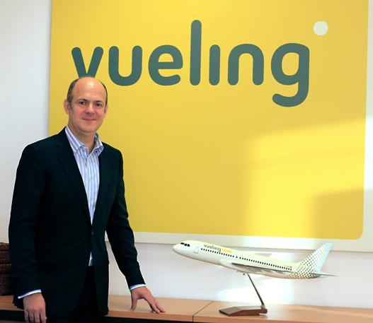Vueling : Jordi Porcel nommé directeur des ventes