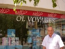 Didier Marceillac, Directeur d'OL VOYAGES