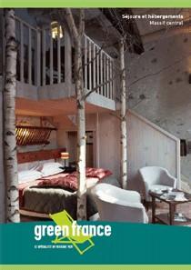 Brochure Green France : CWT s'associe au CRT Auvergne