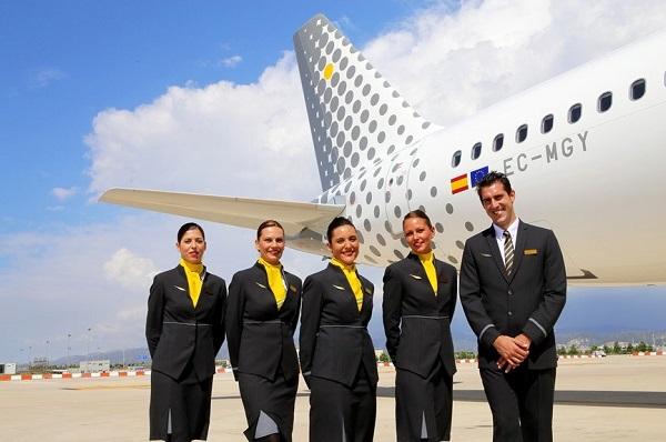Vueling opérera 29 vols par semaine entre Paris et Londres pour l'automne 2019 - Crédit photo : Vueling