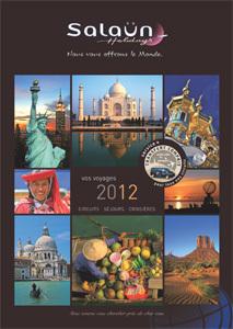 La nouvelle brochure 2012 Salaün Holidays