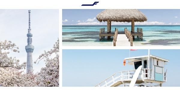 Finnair s'associe avec Air Tahiti Nui, pour proposer un tour du monde incluant des stop-over - Crédit photo : Finnair