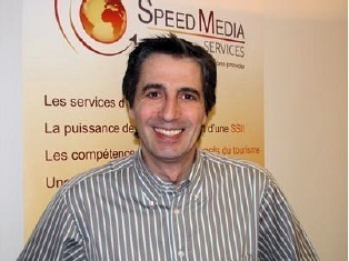 SpeedMedia Services : Jorge Barreira, nouveau Responsable Commercial Paris