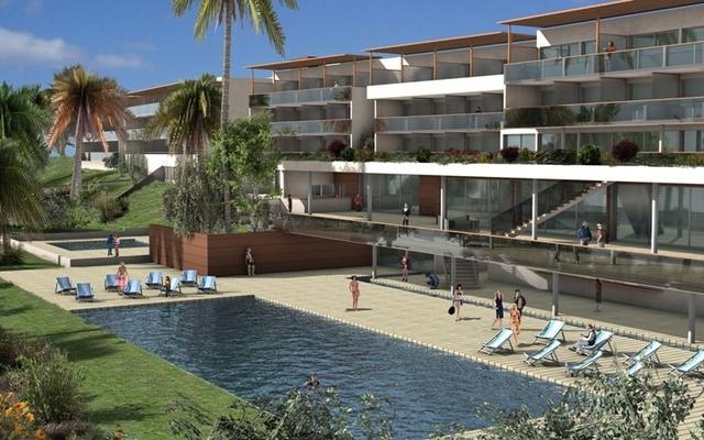 Le nouvel hôtel Radisson d'Ajaccio
