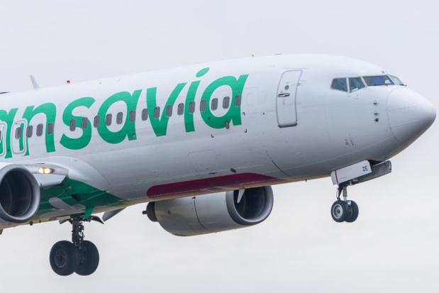 Le SPL remet en cause la croissance annoncée de la compagnie ces prochaines années © Transavia France