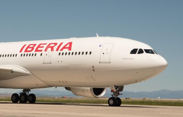 Iberia a annoncé que plus de 1,10 million de places seront mis en vente sur le marché Français pour l'hiver 2019 (+12%) - Crédit photo : Iberia