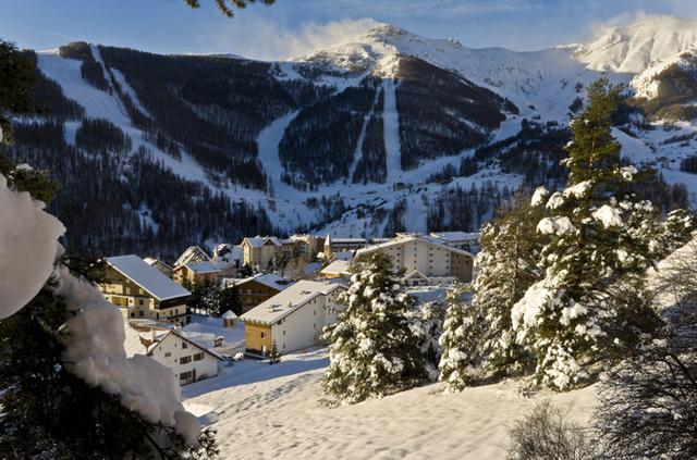D'ici 2013-2014, la station de ski d'Auron devrait compter un nouvel hôtel et une nouvelle résidence - Photo DR