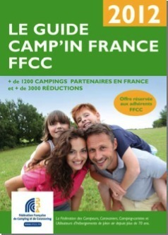 L'édition 2012 du guide Camp'In est disponible - DR