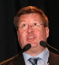 Thierry Debourg, élu vice-président du SNAV